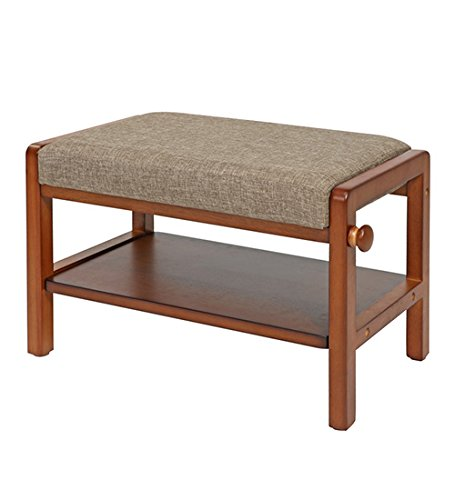 INNESS mới ráp xong nhập khẩu gỗ thật đấy đổi giày khi tiếp nhận ghế đẩu hành lang. Ghế đẩu ghế ST-9
