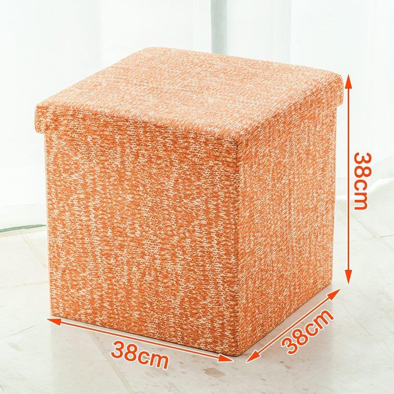 BAOYOUNI bảo tiếp nhận ghế ngồi ghế đẩu có thể trữ vật gia dụng đa năng lớn gấp xếp vào tủ khi đổi h
