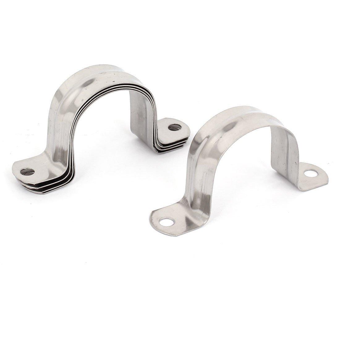 40 mm cao 304 ống thép không gỉ có 5 cái kẹp fasteners clip