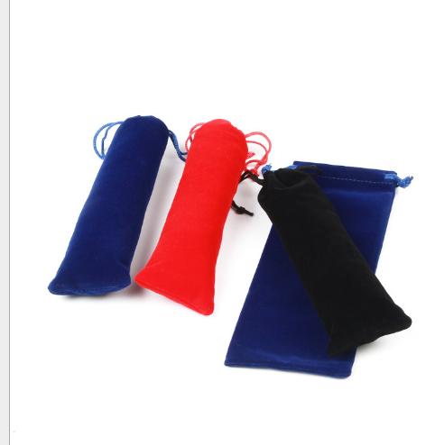 Túi vải nhung Chỗ bán buôn tiền chùm dài miệng túi thằng đần kia lược gói quà tặng túi. Ồ, mấy cái k