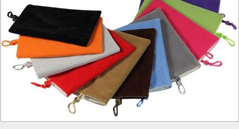 Túi vải nhung Điện thoại để chứa thêm tấm túi 4.3 inch inch -9.7 chuyển điện bao chùm các nhà sản xu