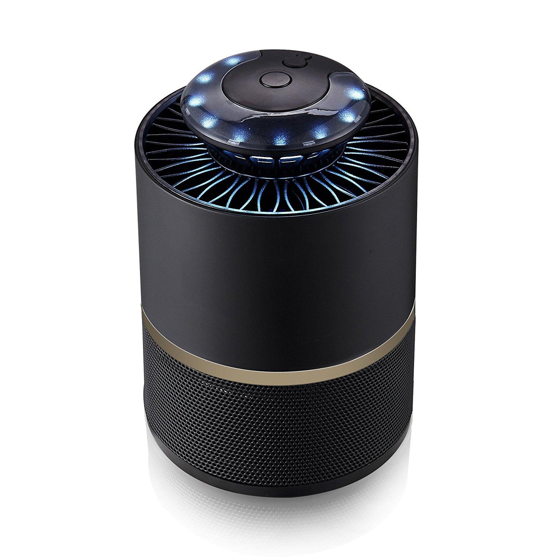 bóng thông minh cái diệt côn trùng, hít vào thức thiết bị ánh sáng đèn bắt muỗi câm phóng xạ không p