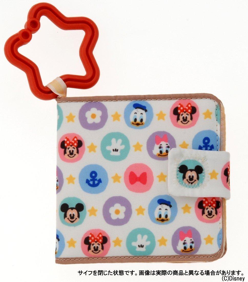 TAKARA TOMY    Disney/ Disney Baby Mickey Minnie xách tay trẻ em chứa các ngôi sao phim hoạt hình nú