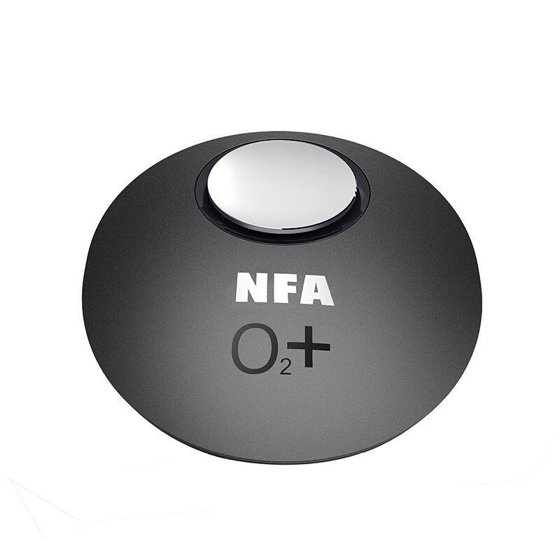 NFA Neu - Fox xe chở máy lọc không khí ion âm trùng trừ formaldehyde trừ khói PM2.5 câm DM1 quà