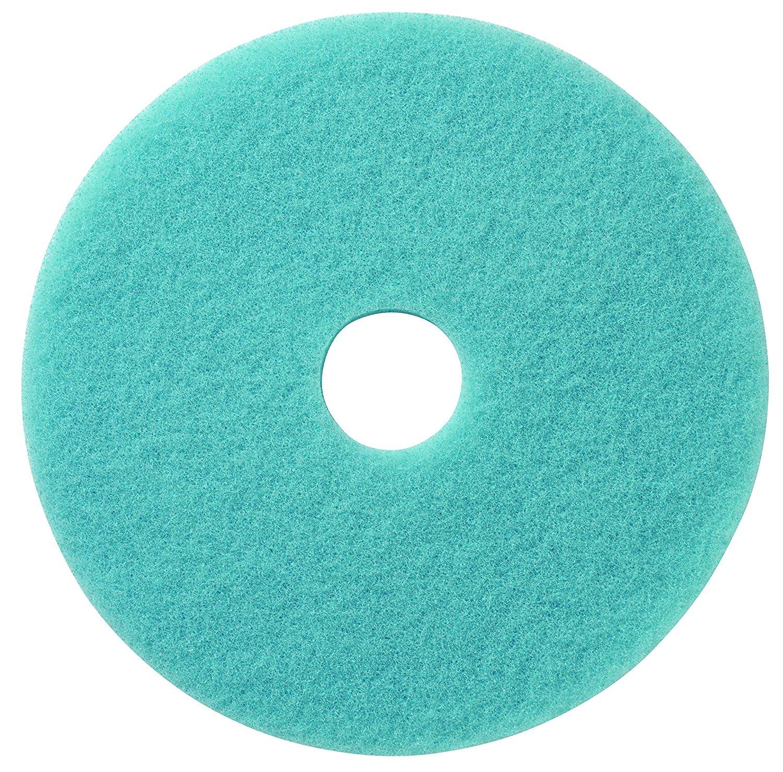 Muội làm 402124 bóng Lite siêu tốc độ sợi tổng hợp đánh bóng sàn nhà Mats (5 người nạp đạn), 61 cm