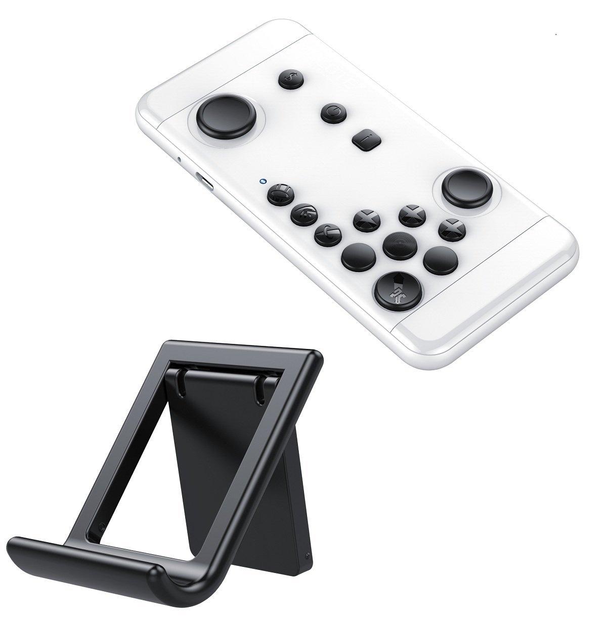 Tay cầm chơi game  Vua vinh hiển Moveski MCT055 Bluetooth không dây với khung nhỏ áp dụng trò chơi c