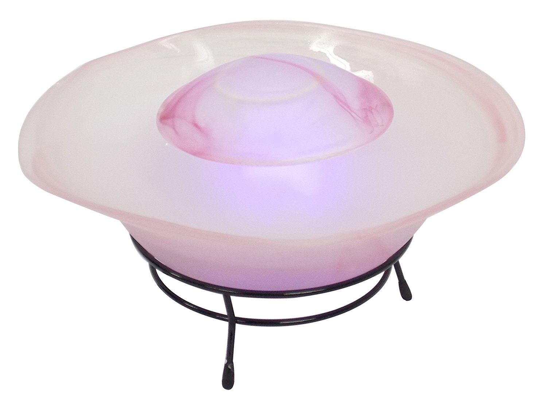 Aurora  Cực quang tm100pk Foggy mạn, màu hồng.