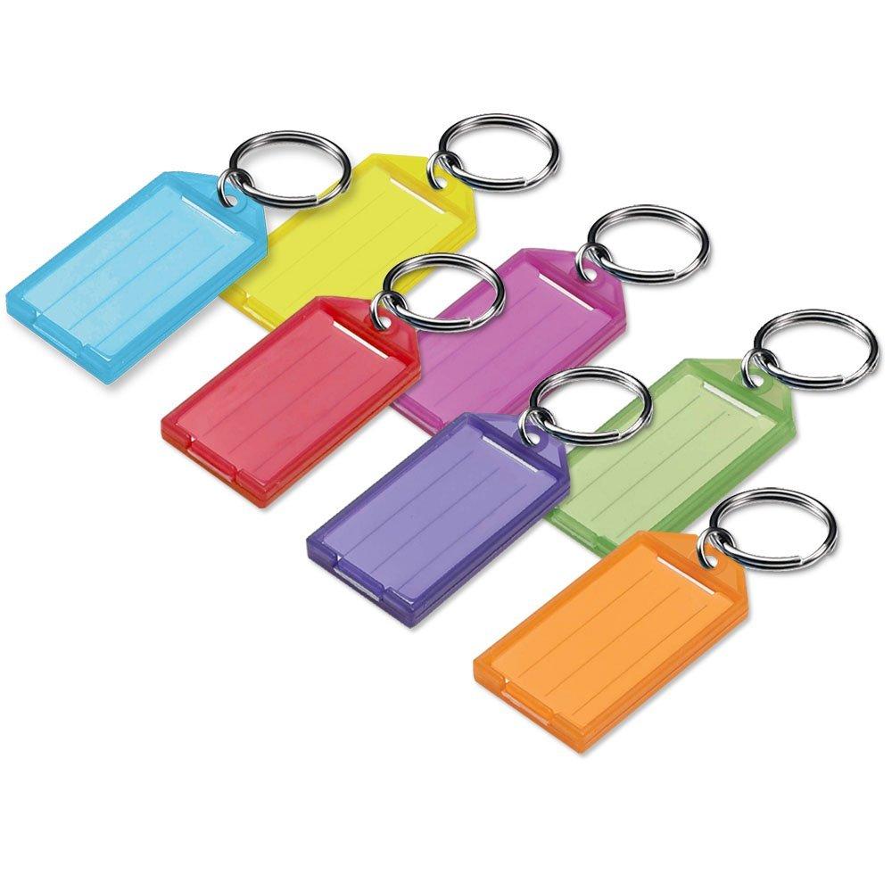 May mắn LINE móc chìa khóa đưa ra loại nhẫn; versicolor, 25 gói (6050025)