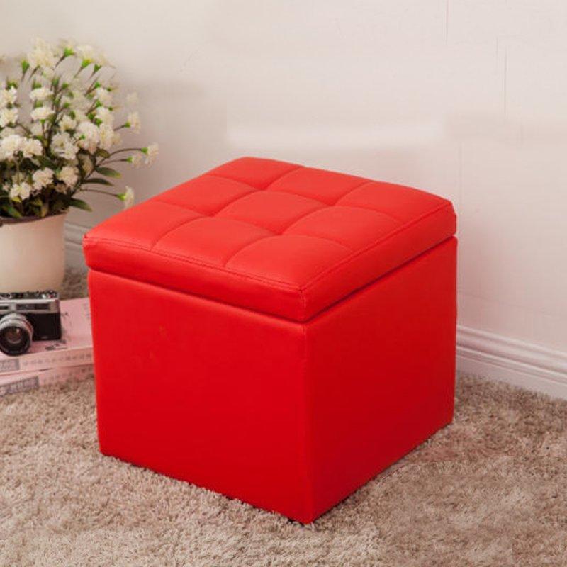 Lấy cái ghế sofa ghế gỗ thật đấy khi trang điểm trang điểm phân nghệ ghế (da đỏ)