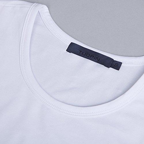 Mở rộng sản phẩm Laika lực đàn hồi trai áo thun bó tay ngắn tập thể dục thể thao lớn trên áo khoác T