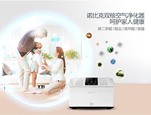 [Nhà máy lọc khí ion âm trừ thuốc trừ] J020 ion âm máy lọc không khí. Màn hình quạt máy lọc khói chi