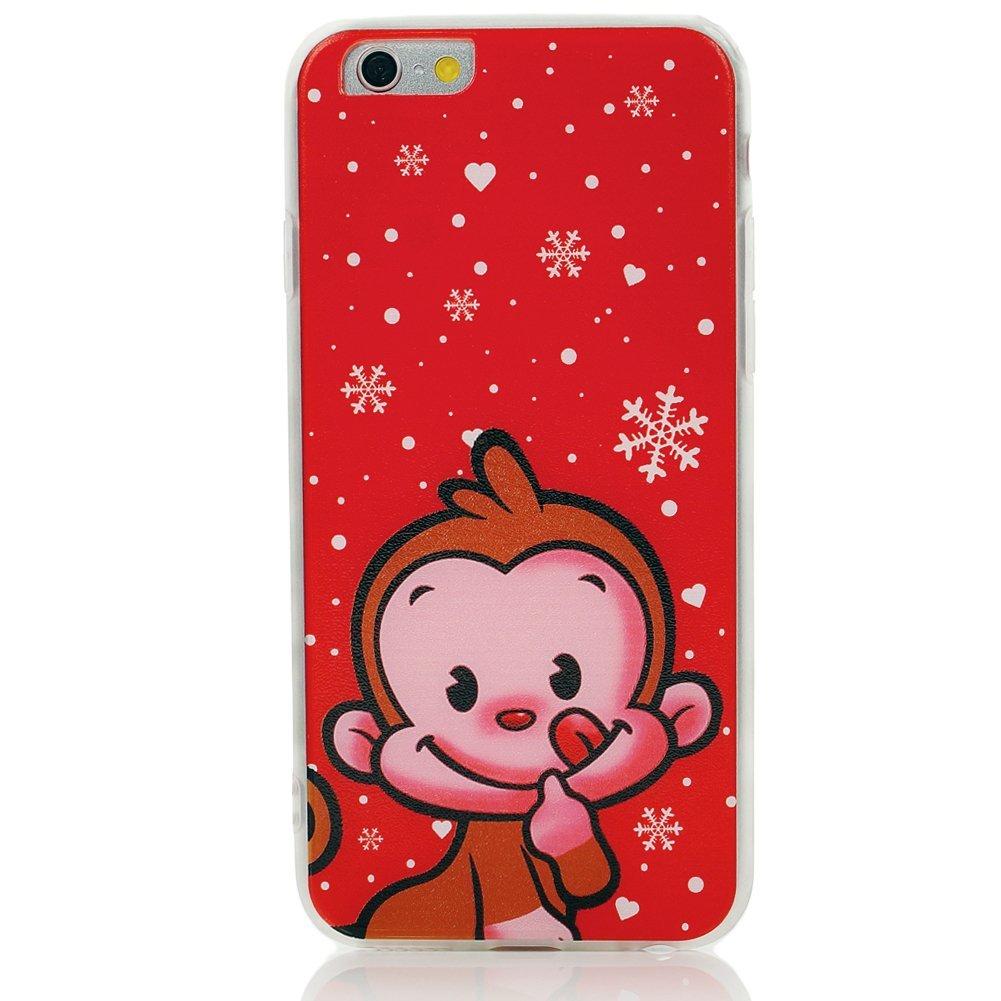 Inask Apple iphone6s / 6 vỏ điện thoại bộ 360 ° đầy [2016 Maneki Neko series] Apple 6S / 6 iPhone6 /