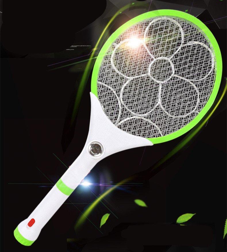 Moonyland đèn led nhiều chức năng sạc điện Midge chụp kiểu đánh vỉ đập ruồi muỗi chụp nhà máy mang đ