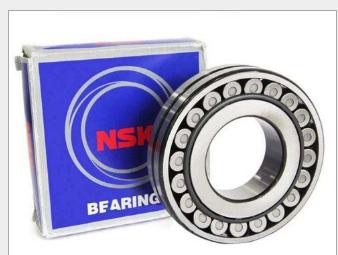 NSK mới ráp xong nhập khẩu mang NU216W NSK trụ mang con lăn