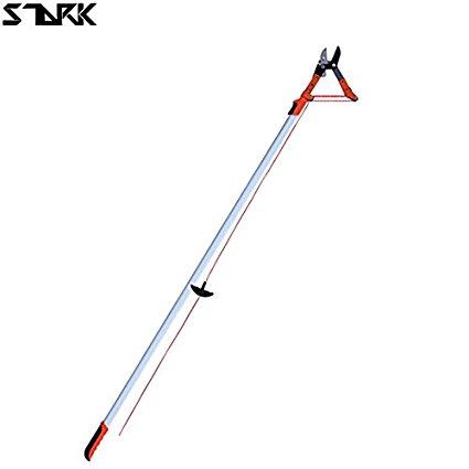 Dụng cụ làm vườn có thể co dãn cao cắt hàng rào cây xanh cắt cành nhánh thô cắt kéo cây ăn quả cắt 2