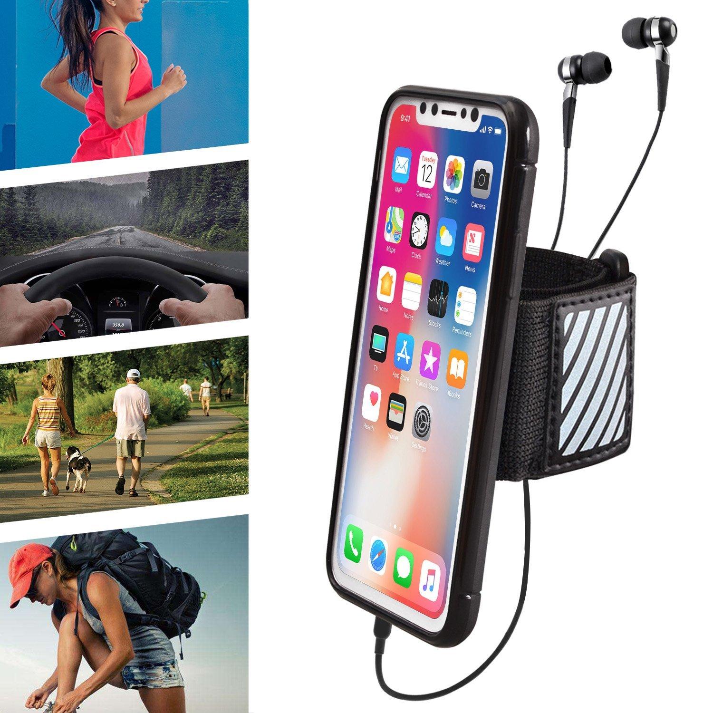 Điện thoại iPhone wanpool X di chuyển cánh tay mang điện thoại di động điện thoại vỏ bảo vệ hệ vỏ bả