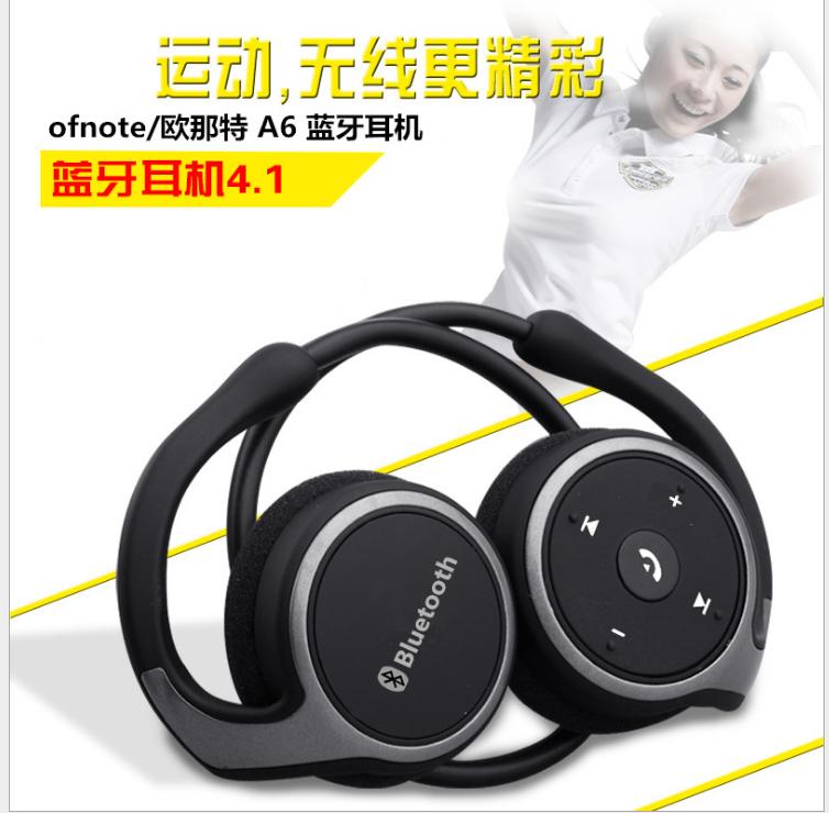 Loại đeo cổ  Thể thao điện thoại không dây tai nghe Bluetooth stereo tai nghe tai nghe gọi điện thoạ