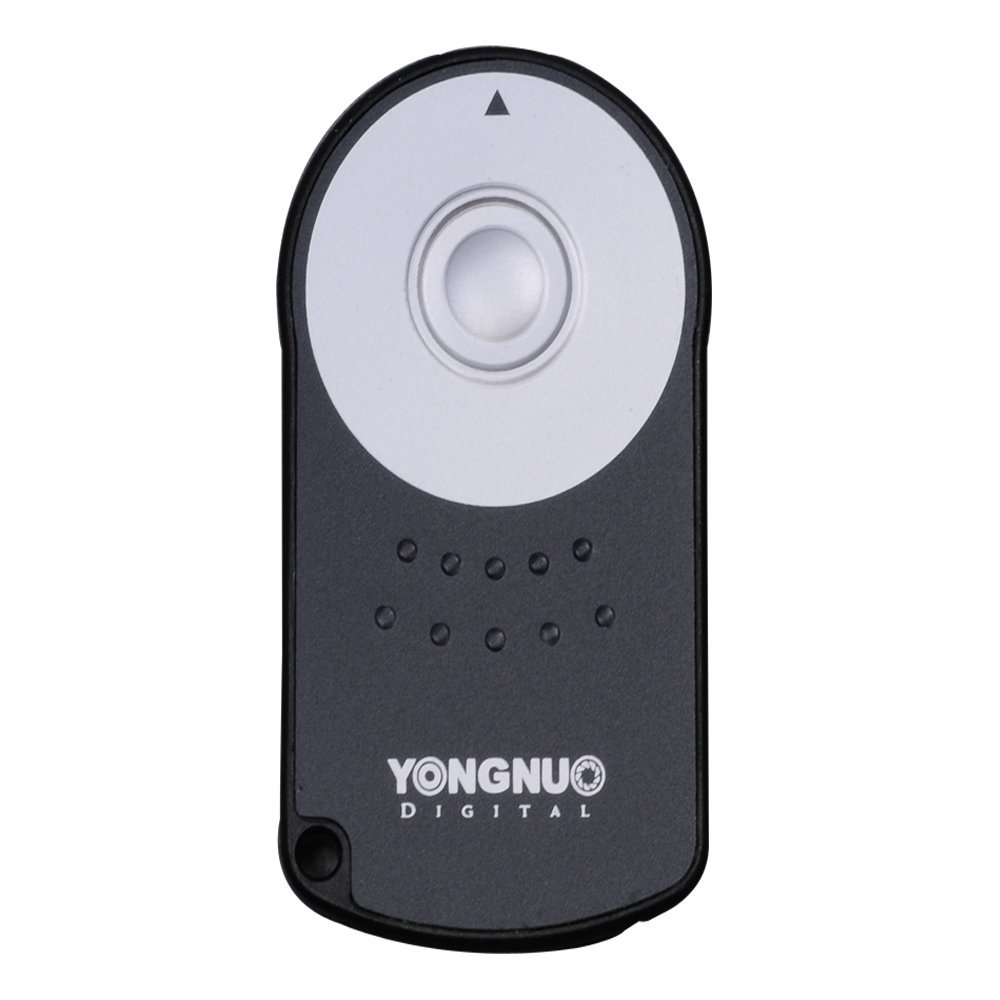 Điều khiển từ xa  Yong Connaught RC-6 áp dụng vào điều khiển vô tuyến Canon 5DII/60D/7D/550D/500D/45
