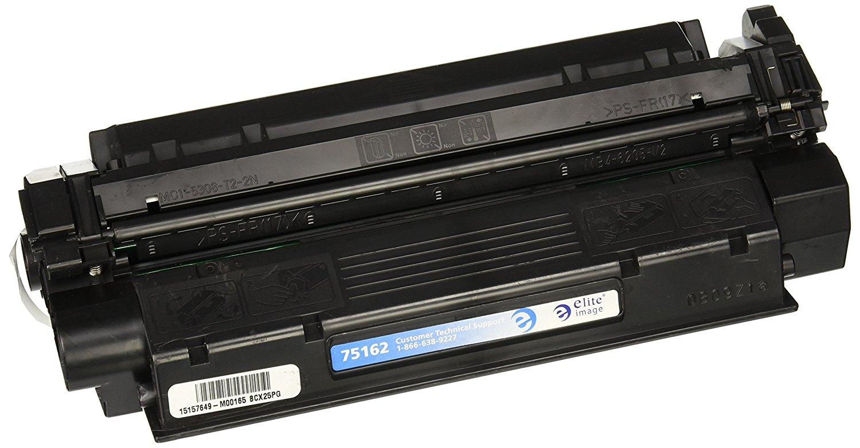 Hình ảnh tinh nhuệ eli75162 tương thích với bột màu thay cho Canon 8489a001aa (X25), Black.