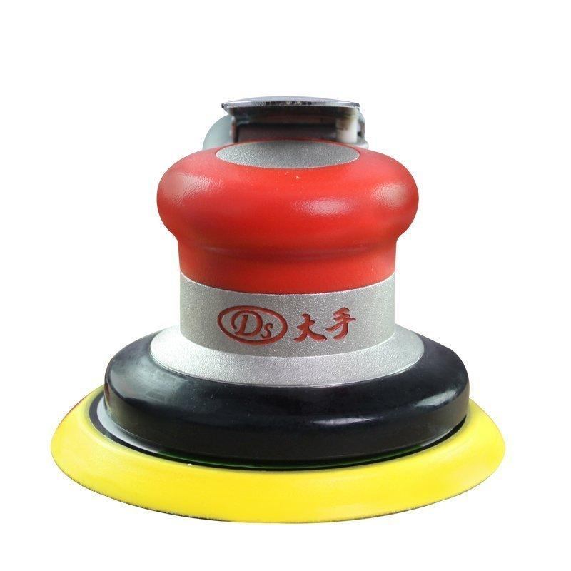 DS Đài Loan SB-0025CA khí động giấy ráp máy hút bụi giấy nhám 125MM 5 inch từ máy giấy nhám