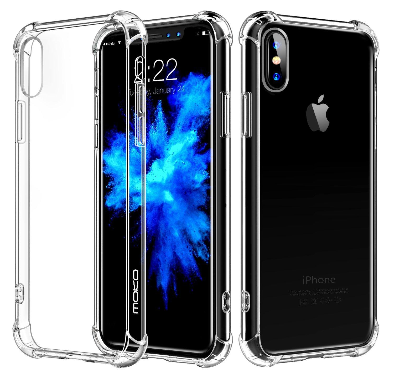 Mỹ Moko Apple iPhone X iphonex / iPhone10 máy điện thoại di động điện thoại vỏ giáp bảo vệ vỏ táo X