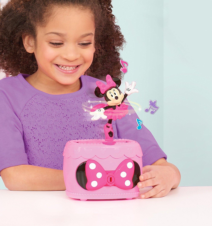 Minnie hộp nữ trang chỉ chơi nhạc độc quyền