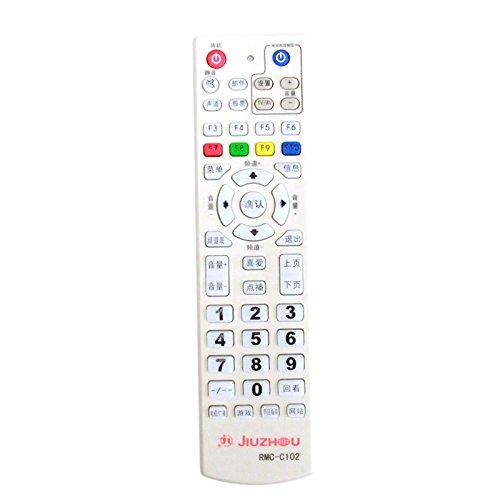 Điều khiển từ xa  mới ráp xong TV Remote STB hộp RMC-C102 học quốc gia phổ biến loại nhiều chức năng