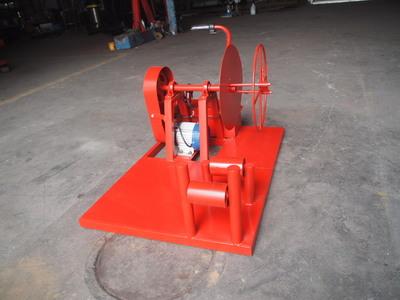 Thiết bị công nghiệp chuyên dụng khác Ống cứu hỏa tái chế máy, ống quanh co máy, quanh co máy