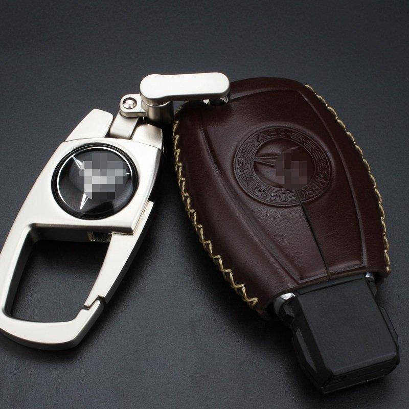 Dành riêng cho Mercedes C cấp c200l GLA chìa túi đựng Paul - e cấp. Xe sử dụng GLC GLE s cấp màu nâu