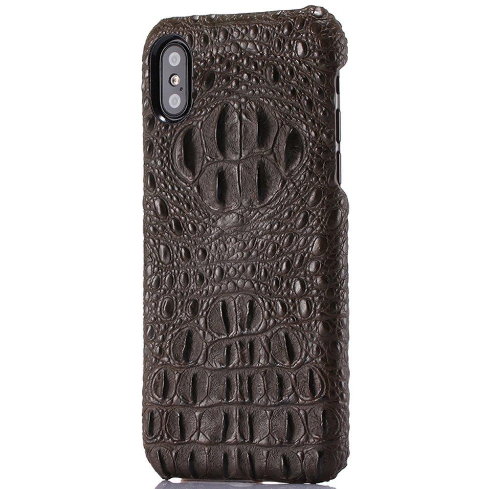 WOOZU   Vaux woozu người điện thoại iPhone x da vỏ bảo vệ hệ vỏ điện thoại di động bầu không khí hào