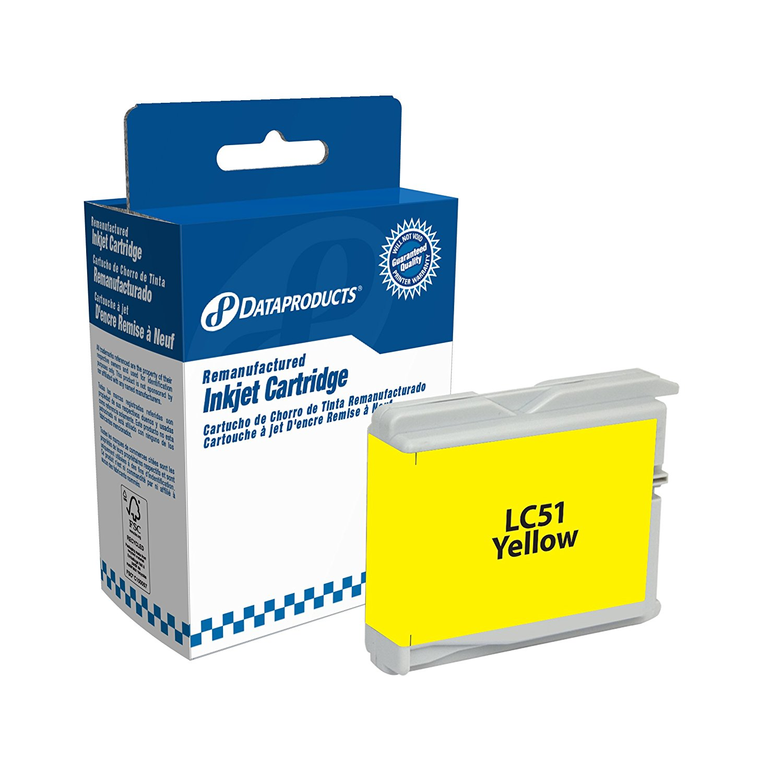Sản phẩm dpclc51y dữ liệu thay đổi chế độ xã hội huynh đệ, hộp lc51 thay thế (vàng)
