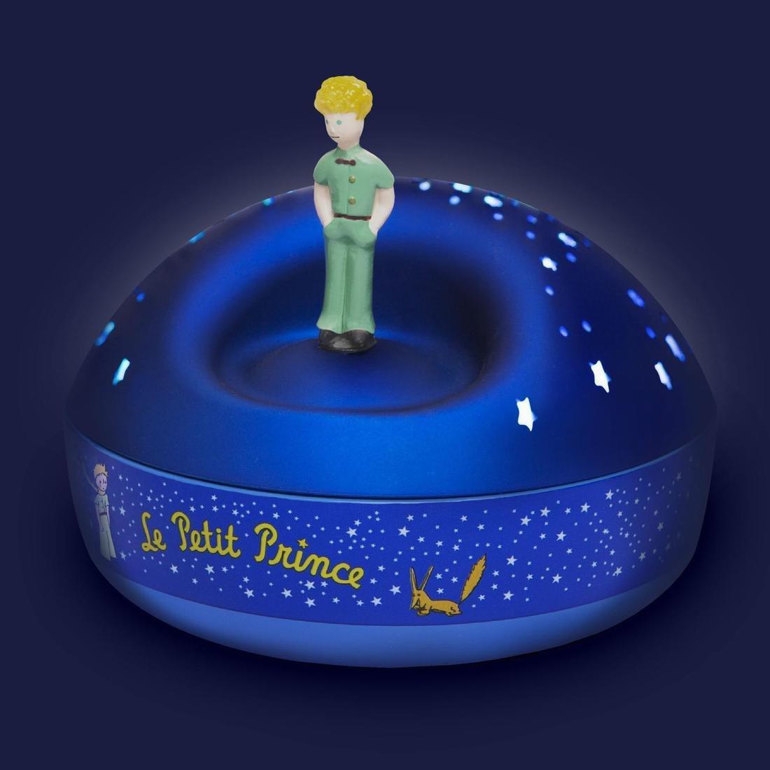 trousselier   Nên nhạc đêm đèn Beamer – chọn mô hình ngôi sao.