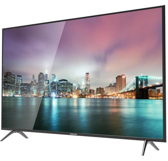 Samsung UA55MUF30ZJXXZ 55 inch 4K siêu độ nét cao mạng lưới TV thông minh máy bay