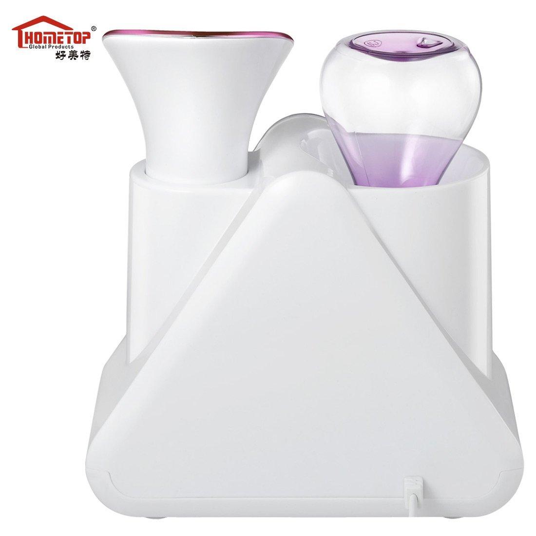 Hometop được máy gia dụng cụ sắc mặt hấp gia dụng thiết bị nano bình phun tinh dầu nóng máy phun mô