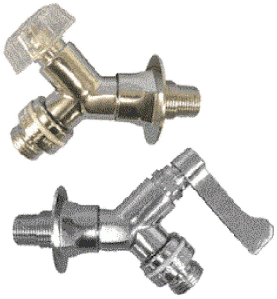 Woodford 40ht1 / 2-mh nửa vòng 1 inch trị, xử lý kim loại.