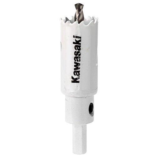 Lỗ kim loại kết hợp cưa Kawasaki 2.5 cm 1 inch.