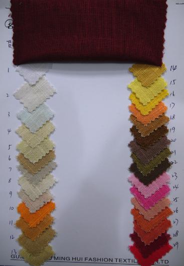 Nhật - Hàn Bán nó chỗ pop pha trộn màu sắc mới - 7 * 7 vải bông vải lanh dielsianum