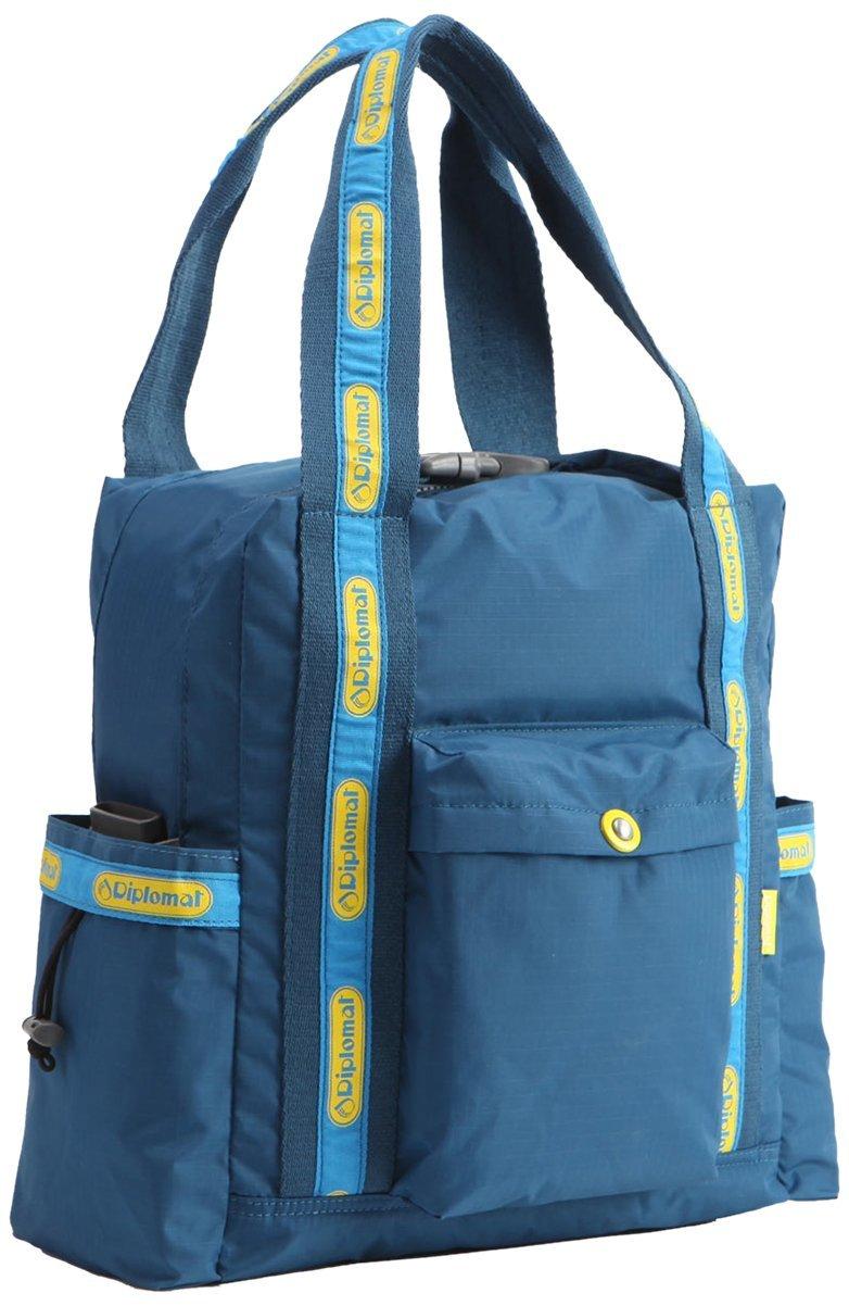 Hành lý. Nhà ngoại giao nhà ngoại giao luggage series Leisure gói cái túi db-711o-1 xiên màu xanh. N