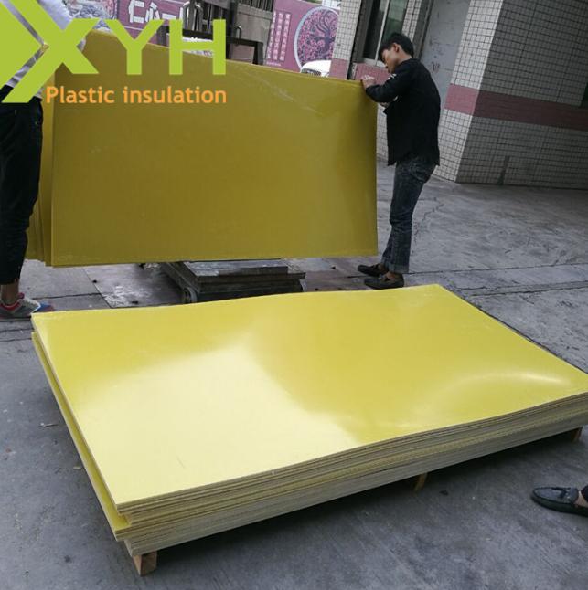 Thợ điện, vật liệu cách nhiệt điện, chế biến tấm epoxy 0.5*1000*2000mm chỗ chia cắt