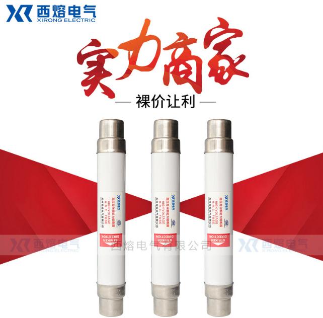 Tây hòa tan XRNT1-12/2-40 điện cao áp hạn lưu cầu chì, XRNT-10KV áp lực cao cầu chì, 31.5A
