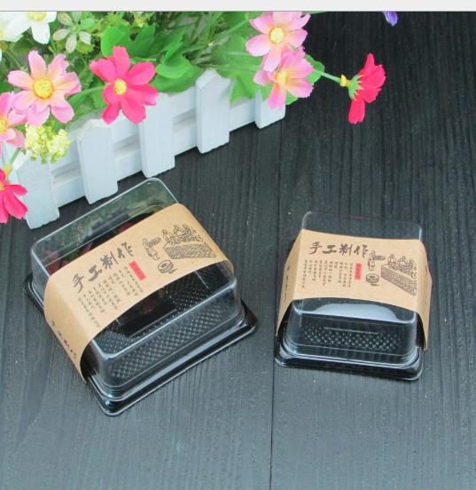 Tết Trung thu bánh trung thu trong hộp giấy và bìa hộp bộ lòng đỏ trứng Puffs hộp hộp hộp bánh trung