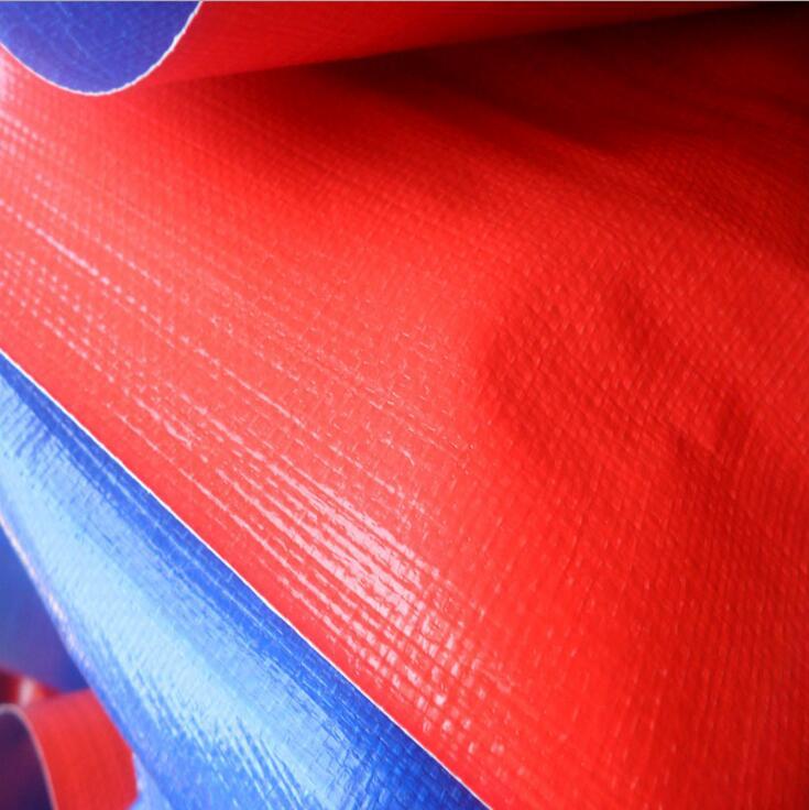 Bạt nhựa Đặc biệt lễ dựng lều vải không thấm nước Yu 230 gam màu đỏ vải bạt nhựa dẻo