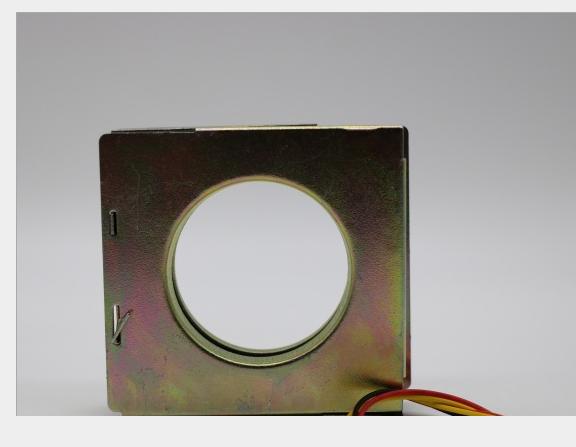 Nhà sản xuất chuyển biến dòng không khí hình chữ nhật LXTK-400A điện máy biến áp