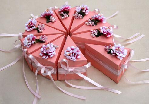 Trí chuyển đồ hộp kẹo mừng đám cưới đám cưới lãng mạn Khánh châu Âu sáng tạo hộp bánh kẹo Tết tam gi