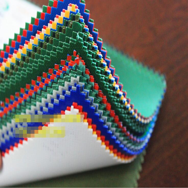 Bạt nhựa 2X2 mực xanh lá vải không thấm nước vải nhựa vải bạt nhựa Vải Thâm Quyến