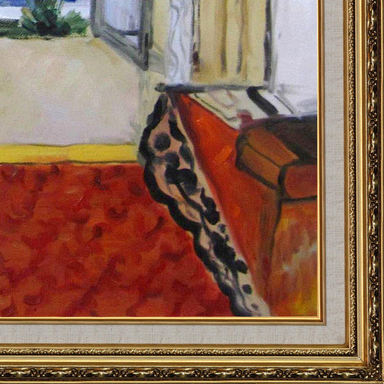 Sợi kim tuyến Overstockart Matisse phòng tôi trong hơn đưa vàng bạc Biên Silk
