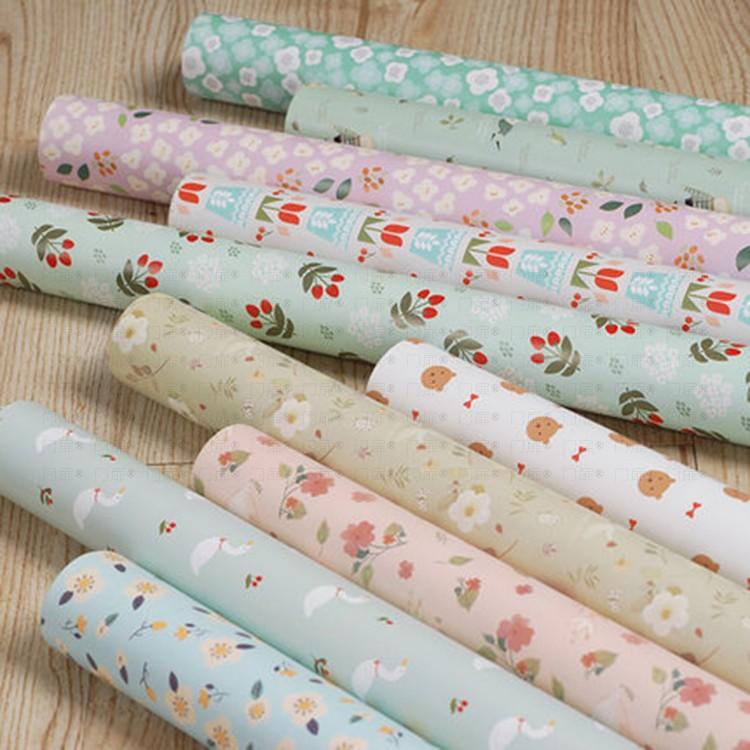 Vật có Monogatari gói quà tặng giấy gói quà tặng sách giấy bìa hoạt hình hộp để làm hoa giấy do giấy