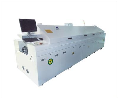 Thiết bị công nghiệp chuyên dụng khác Các nhà sản xuất cung cấp bốn nhiệt độ reflow hàn ánh sáng vá