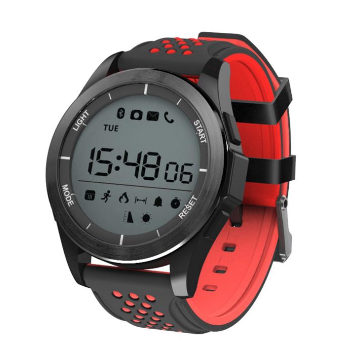 F3 đồng hồ thông minh kế bước. OK. Đồng hồ báo thức giấc ngủ nhắc nhở từ xa, độ cao chống thấm nước.