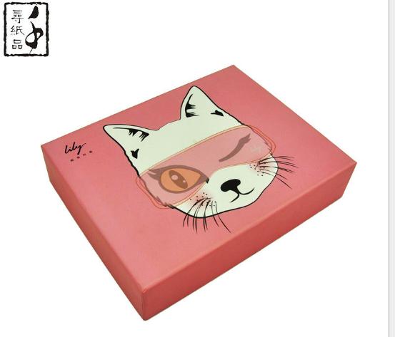 Nhà sản xuất chuyên nghiệp tùy chỉnh các thứ giấy gói quà tặng hộp bìa hộp và đất với giá khăn thắt